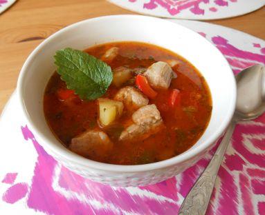 Zupa węgierska, zupa gulaszowa
