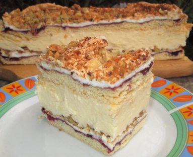 Ciasto Pychotka/Pani Walewska