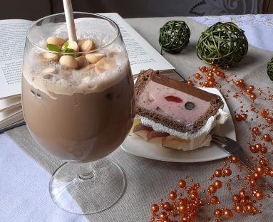 Mrożona kawa czekoladowa