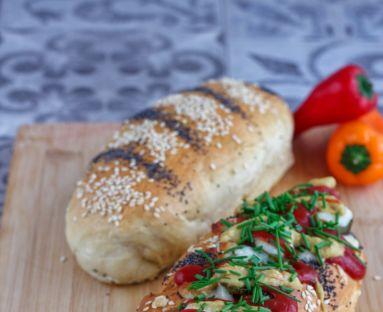 Czosndogi czyli domowy fast food- hot dog na bogato