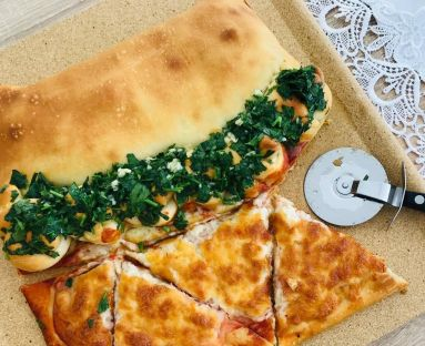 Pizza to czy calzone