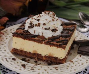 Lodowe ciasto