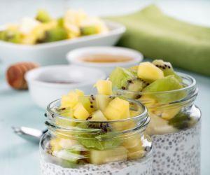 13 pomysłów na pudding chia