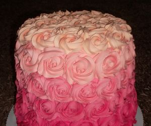 TORT OMBRE ROSE