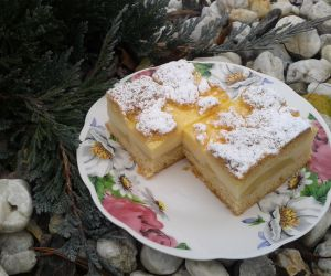 kostki ciasta