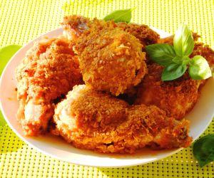 Palki Kurczaka W Platkach Kukurydzianych Przyslijprzepis Pl