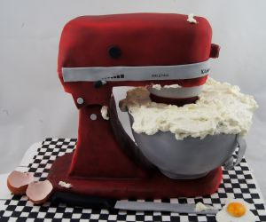 "Tort ""Kitchen Aid"""