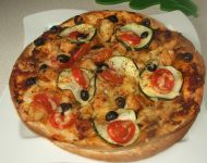 Pizza z tortilli