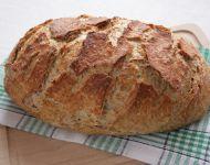Chleb pieczony w garnku