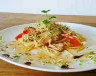 Bambusowe spaghetti