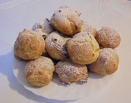 Mini ptysie Chouquettes