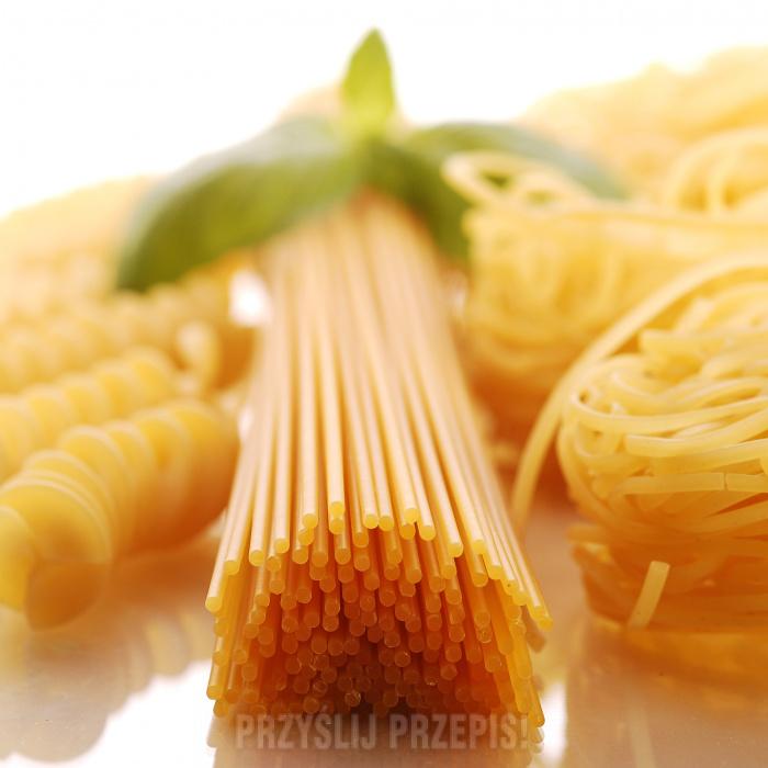 Właściwości odżywcze makaronu