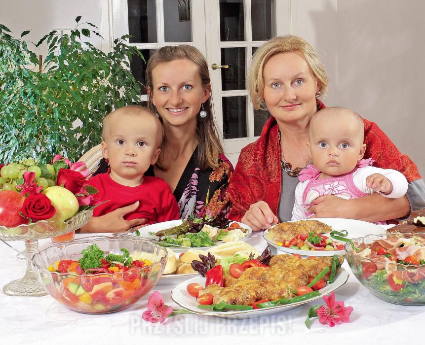 Urodzinowy Obiad Przyslijprzepis Pl