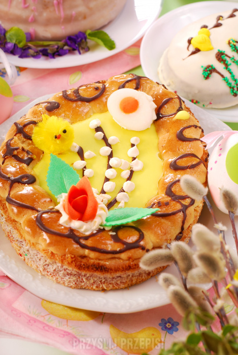 Najlepsze Ciasta Wielkanocne Przyslijprzepis Pl