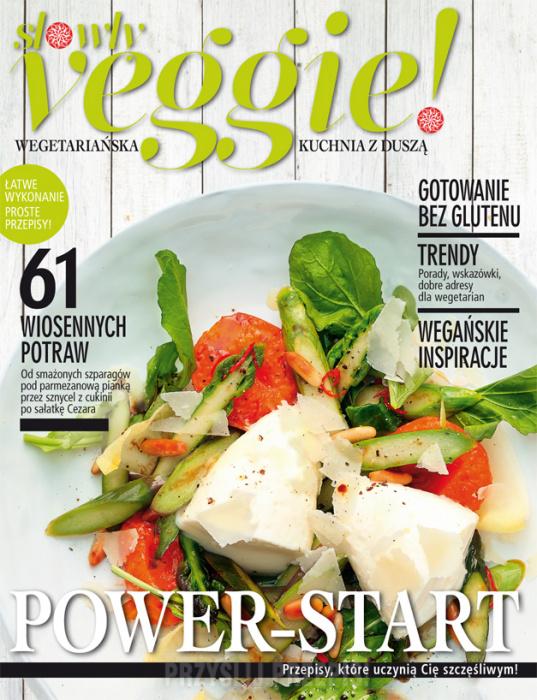 Nowy Magazyn Kulinarny Slowly Veggie Przyslijprzepispl