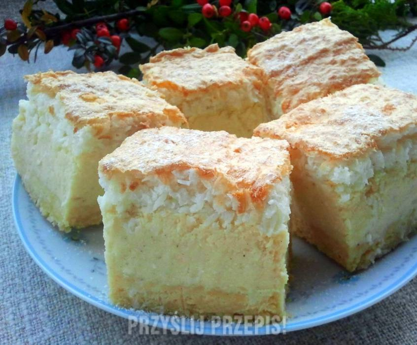 Sernik Kokosowy Ciasta Wielkanocne Siostry Anastazji 16