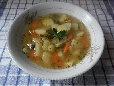 Zupa Grochowa Z Szybkowara Przyslijprzepis Pl