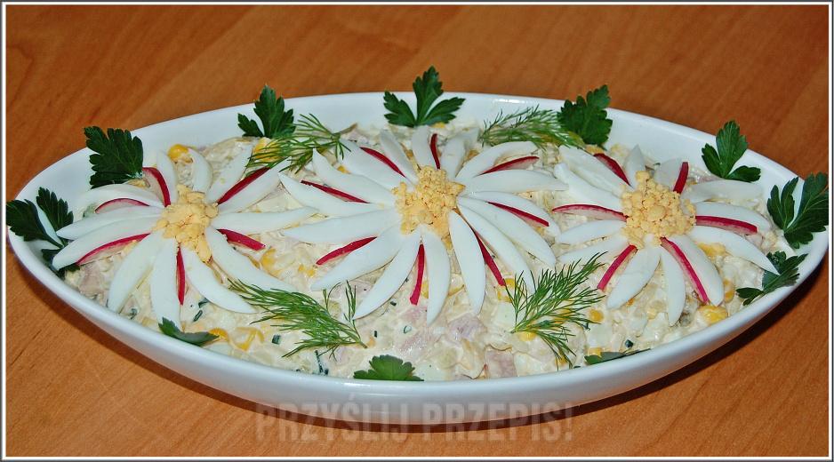 Salatka Z Selera Konserwowego Przyslijprzepis Pl