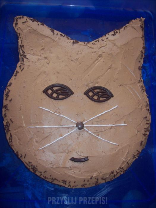 Tort Kotek Przyslijprzepispl