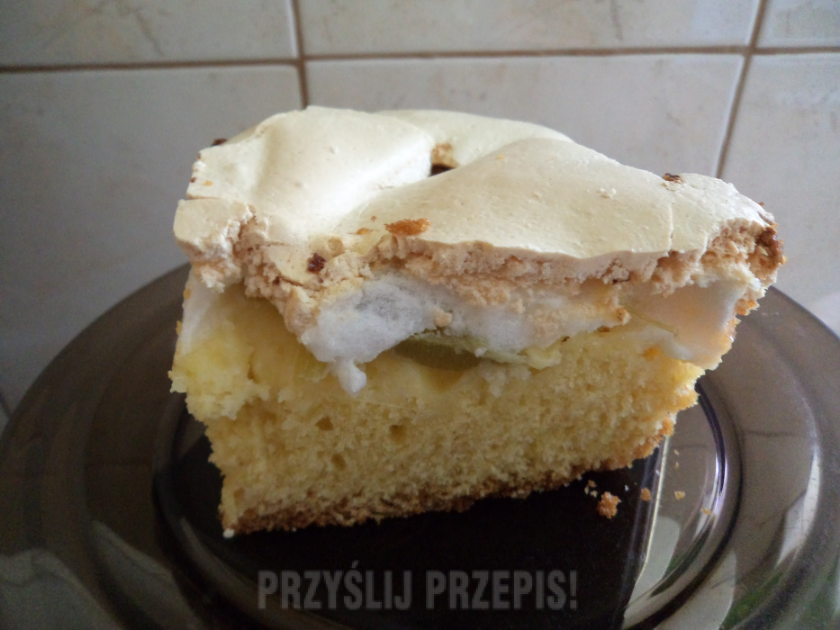 Pyszne Ciasto Z Rabarbarem Przyslijprzepis Pl