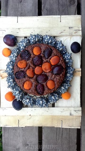Owsiane Ciasto Z Owocami Bez Tluszczu Przyslijprzepis Pl