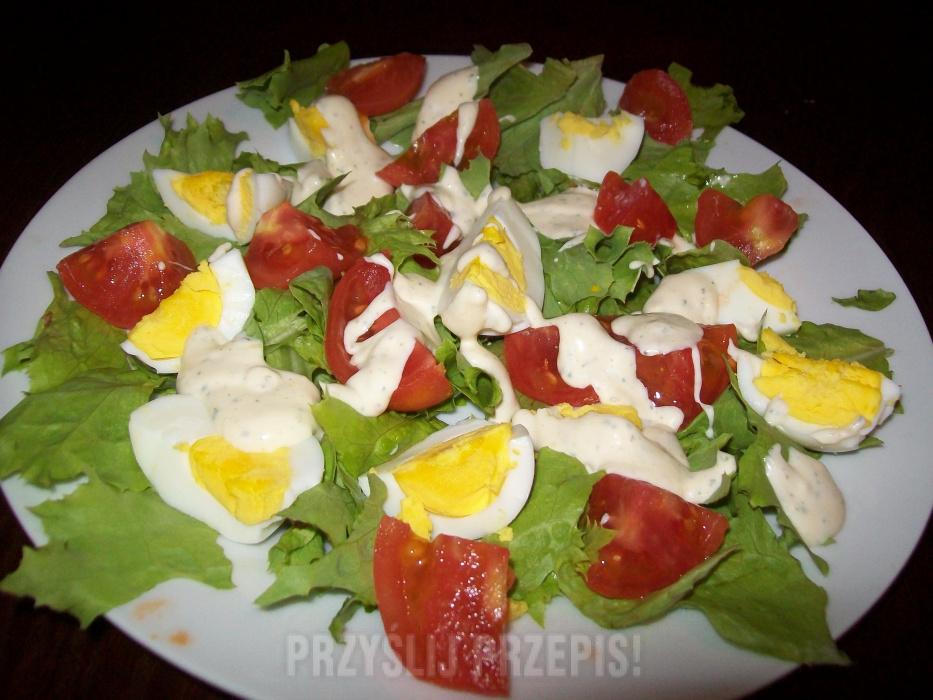 Salatka Na Kolacje Przyslijprzepis Pl