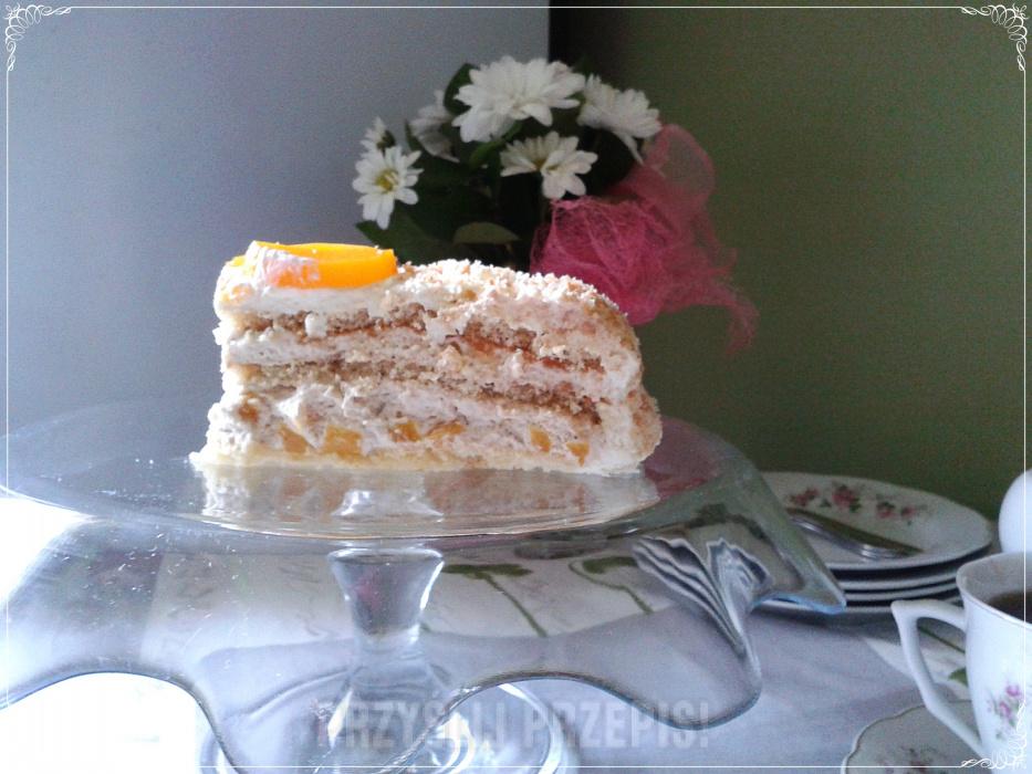Tort MILKY WAY - PrzyslijPrzepis.pl
