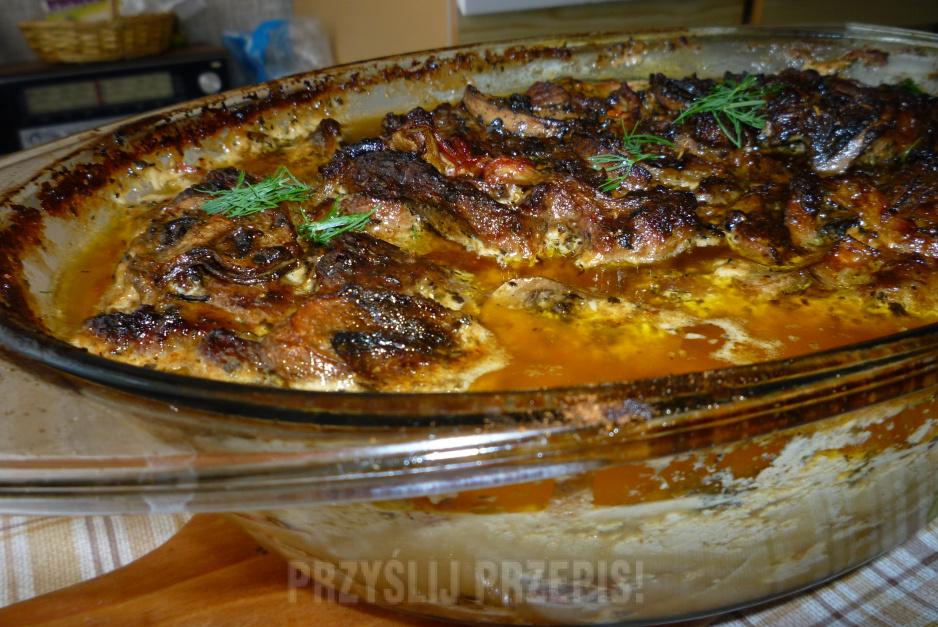 Przepis Zając Po Polsku W śmietanie Kuchnia Mysliwska