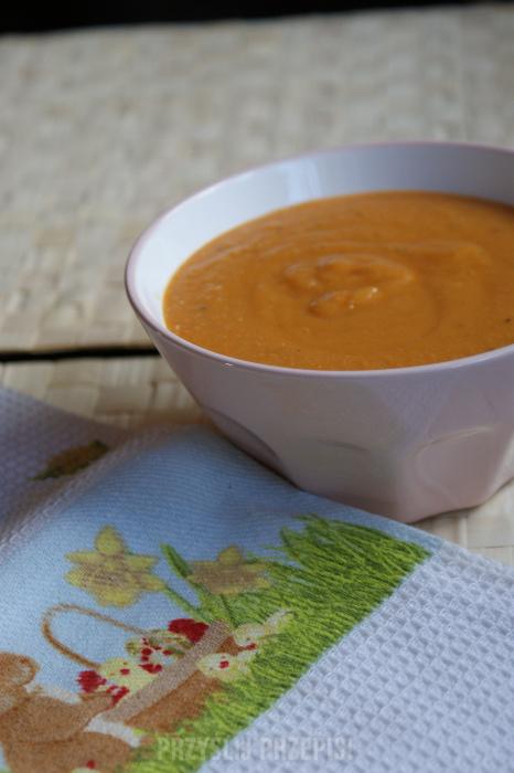Turecka Zupa Z Czerwonej Soczewicy Mercimek Corbasi
