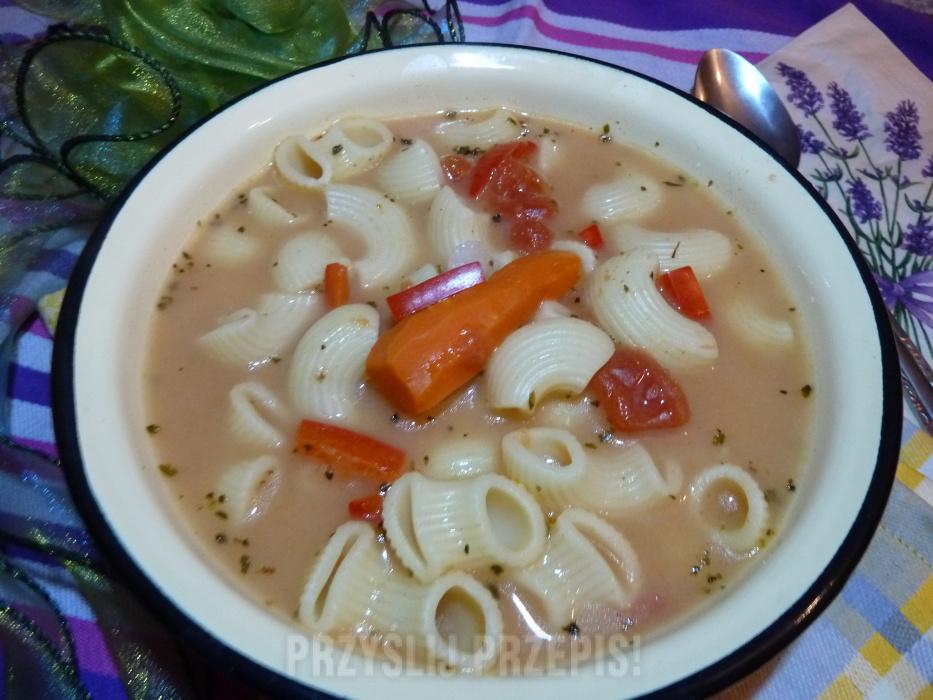 Zupa Pomidorowa Z Chinska Nuta Przyslijprzepis Pl