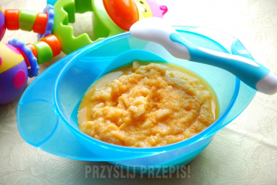 Zupa Pomidorowa Z Ryżem Po 8 Miesiącu Przyslijprzepispl