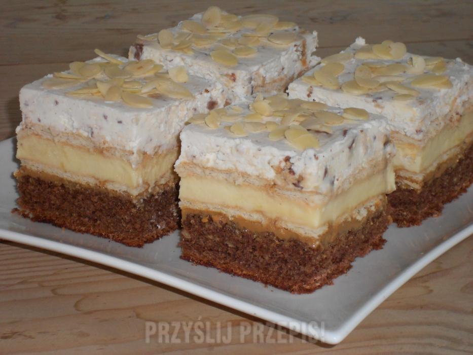 Ciasto Lion Przyslijprzepis Pl