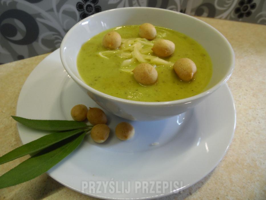 Zupa Krem Z Cukinii Przyslijprzepis Pl