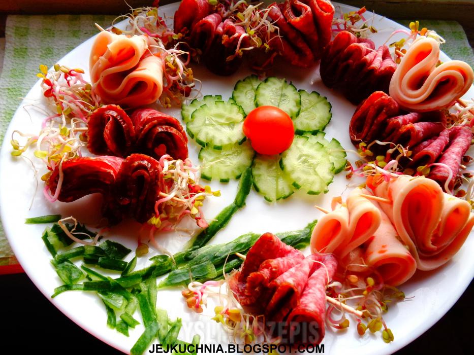 Dekoracja Z Jedzenia