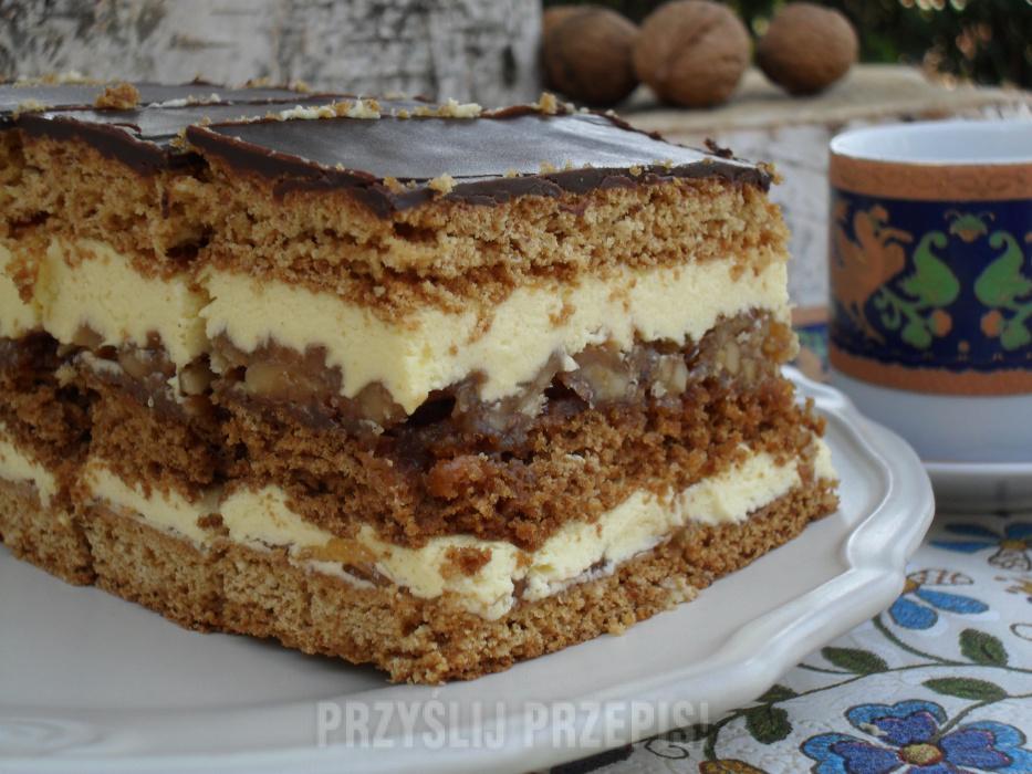 Ciasto A La Snikers Przyslijprzepis Pl