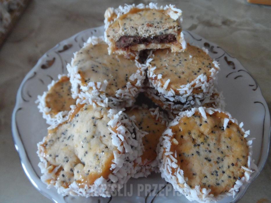 Ciasteczka 3 Kolorowe Z Ewa Gotuje Przyslijprzepis Pl