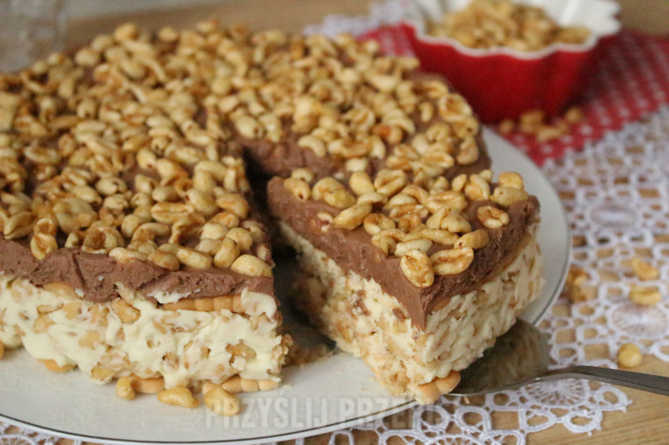 Ciasto Kinder Bueno Bez Pieczenia Przyslijprzepis Pl