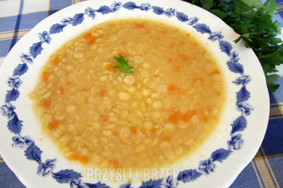 Zupa Grochowa Przyslijprzepis Pl
