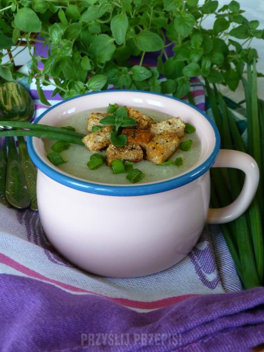 Zupa Krem Z Bialych Szparagow Przyslijprzepis Pl