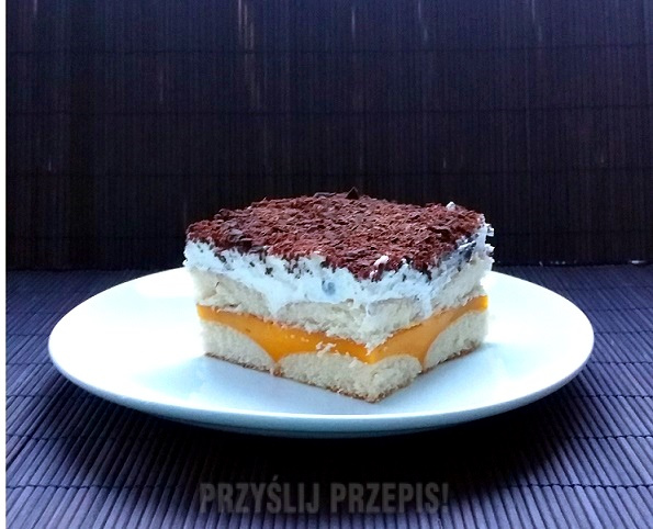 Ciasto Kubus Bez Pieczenia Przyslijprzepis Pl