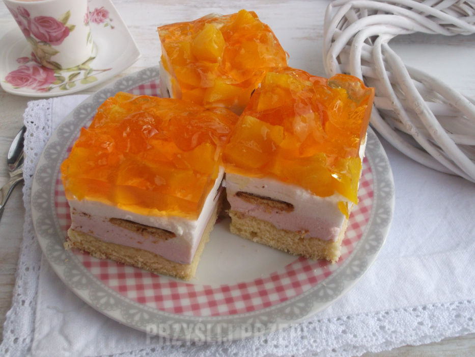 Kolorowe Ciasto Wedlug Siostry Anastazji