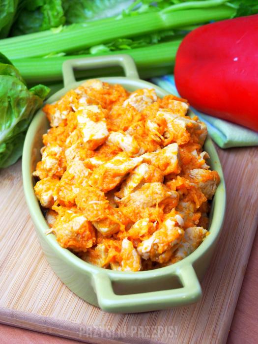 Dietetyczny Filet Z Kurczaka Z Marchewka Przyslijprzepis Pl