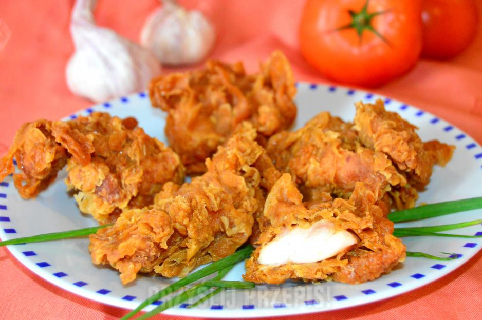 Kurczak Piccante A La Kfc Przyslijprzepis Pl