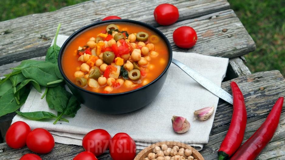 Zupa Curry Z Ciecierzyca Przyslijprzepis Pl