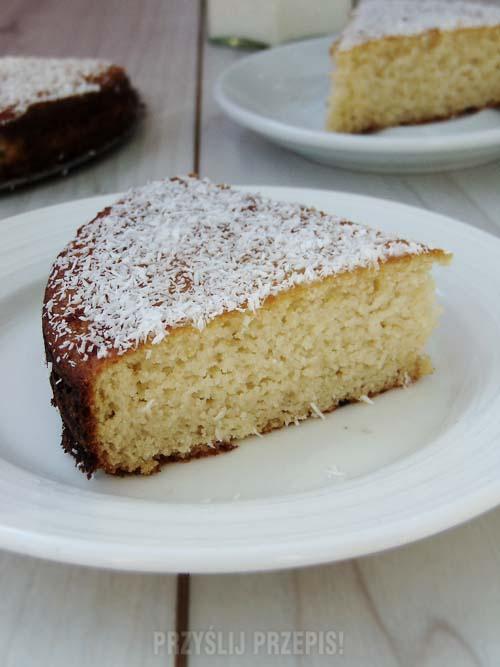 Dietetyczne Ciasto Z Maki Kokosowej Przyslijprzepis Pl