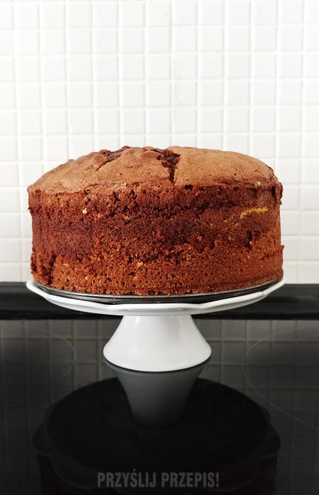 Ciasto Czekoladowy Tygrysek Przyslijprzepis Pl