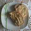 Hummus na pieczywie pełnoziarnistym