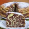 Ciasto Zebra Tygrysek Przyslijprzepis Pl