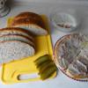 Swojski chlebek to i swojski smalczyk musi być:-)