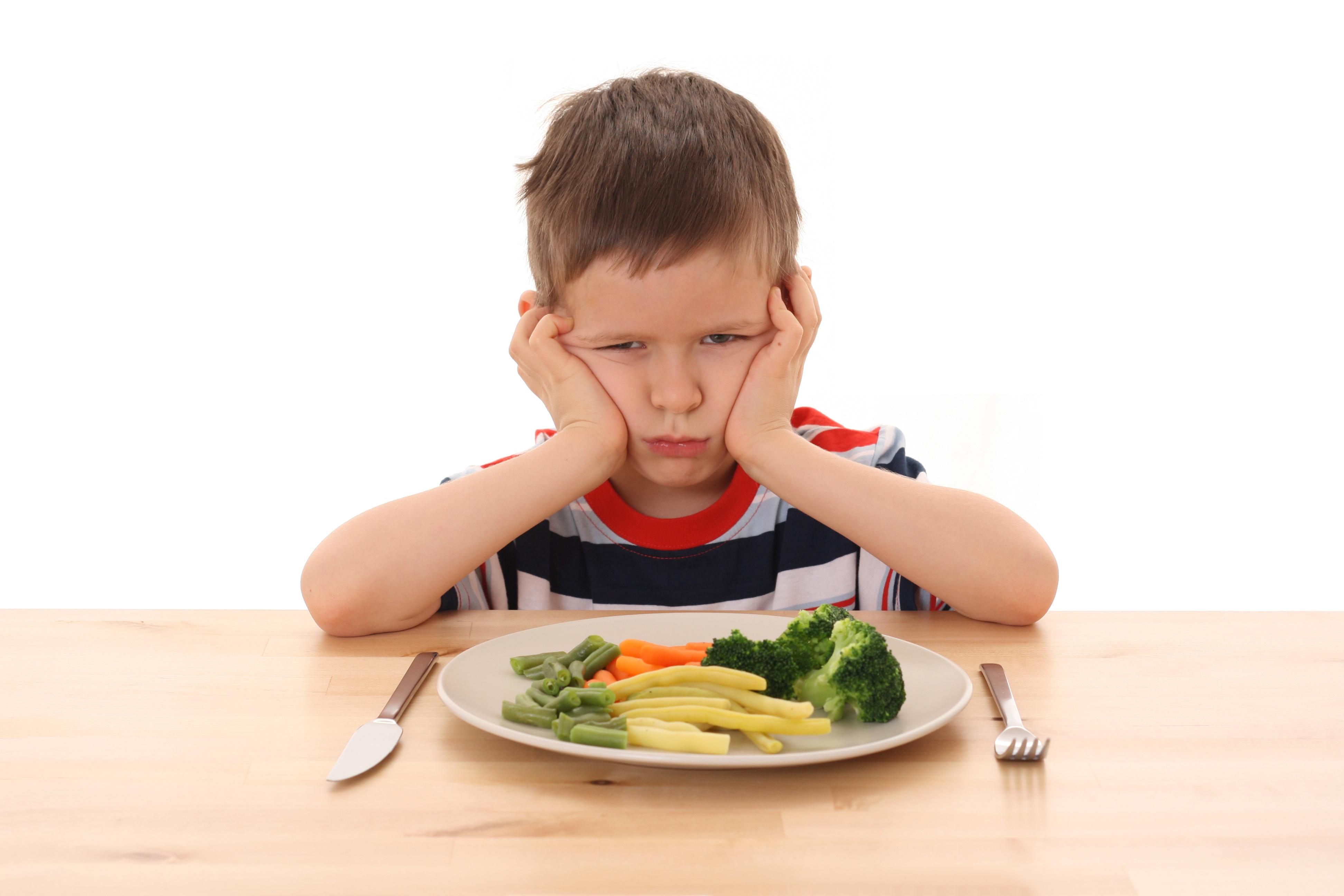 Как сделать чтоб было отвращение к еде